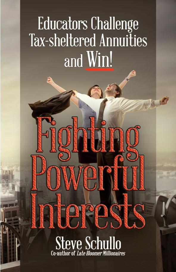 Fighting Powerful Interests Front Cover